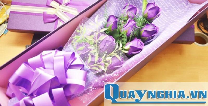 Hoa hồng sáp thơm cho tình yêu vĩnh cửu
