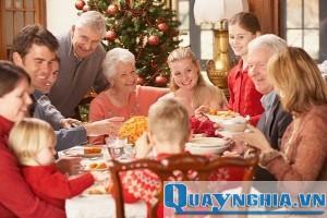 Dành tặng người thân thời gian và cùng ăn tối